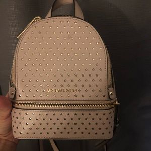 Michael Kors mini Rhea backpack